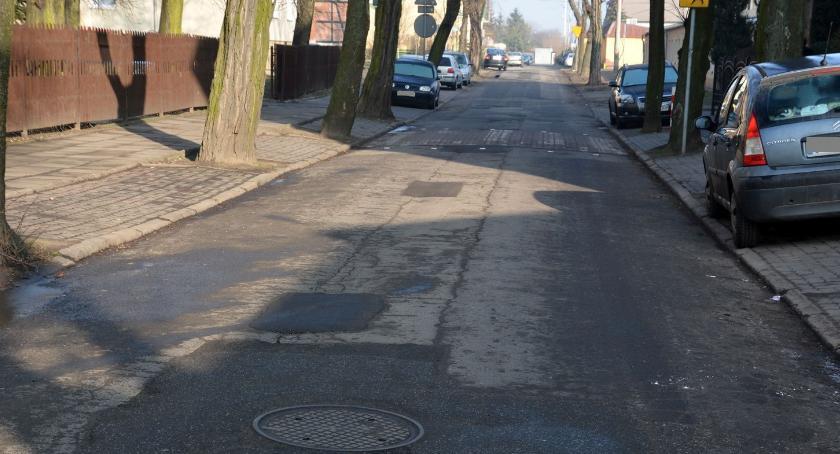Samorząd, Przetarg przebudowę ulicy Błonie rozstrzygnięty - zdjęcie, fotografia
