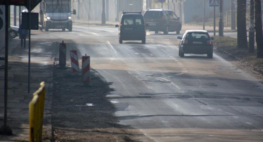 Samorząd, Ulice Andrzeja remontu - zdjęcie, fotografia