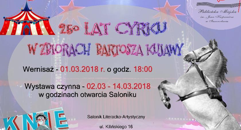 Spotkania, Biblioteka Miejska zaprasza cyrku! - zdjęcie, fotografia