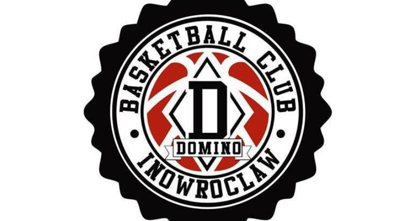 Koszykówka, Domino zagra - zdjęcie, fotografia