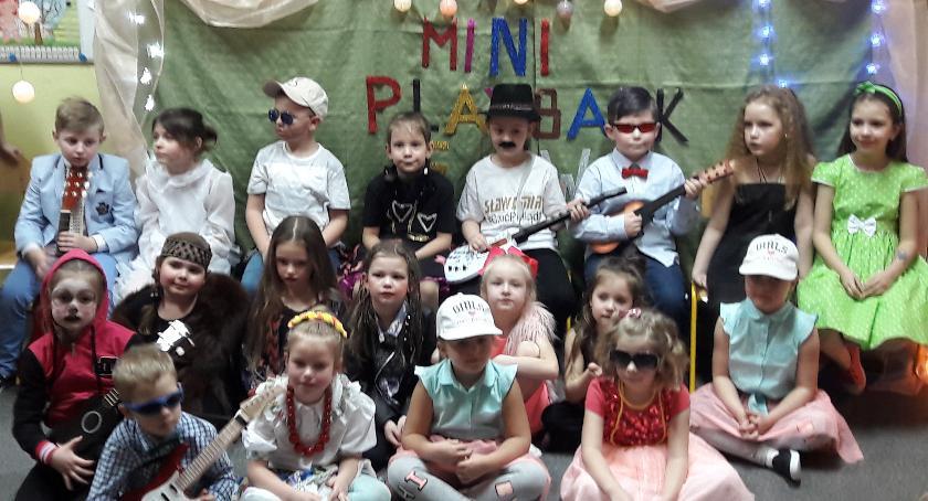 przedszkola, Playback Muzycznej Krainie - zdjęcie, fotografia