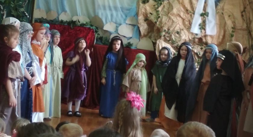 przedszkola, Misterium Męki Pańskiej Muzycznej Krainie - zdjęcie, fotografia