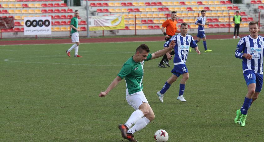 Piłka nożna, Derby piłkarskie Cuiavii - zdjęcie, fotografia