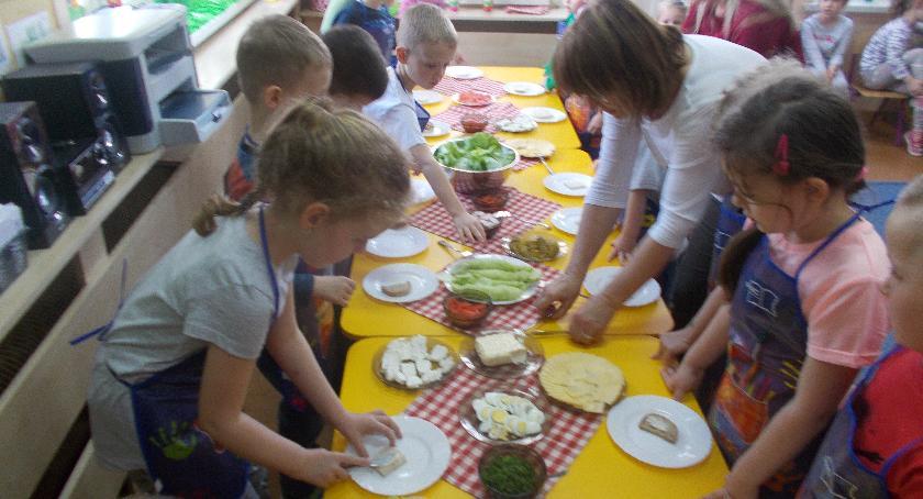 przedszkola, Światowy Dzień Zdrowia obchodzony Muzycznej Krainie - zdjęcie, fotografia