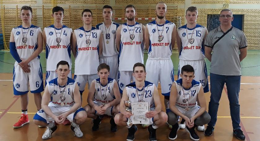 Koszykówka, Kasper wicemistrzem Licealiady koszykówce - zdjęcie, fotografia