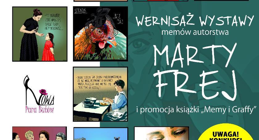 Wystawy, Inowrocławiu przegap zgarnij książkę - zdjęcie, fotografia