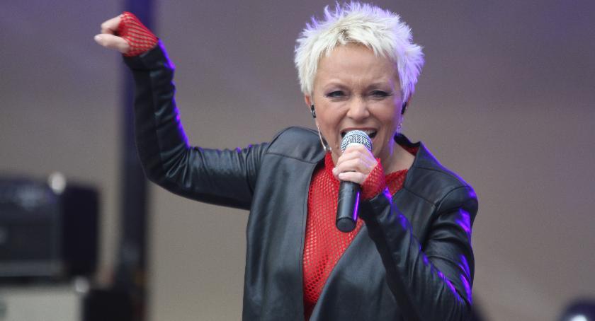 Koncerty, Małgorzata Ostrowska zaśpiewała inaugurację Majówki - zdjęcie, fotografia