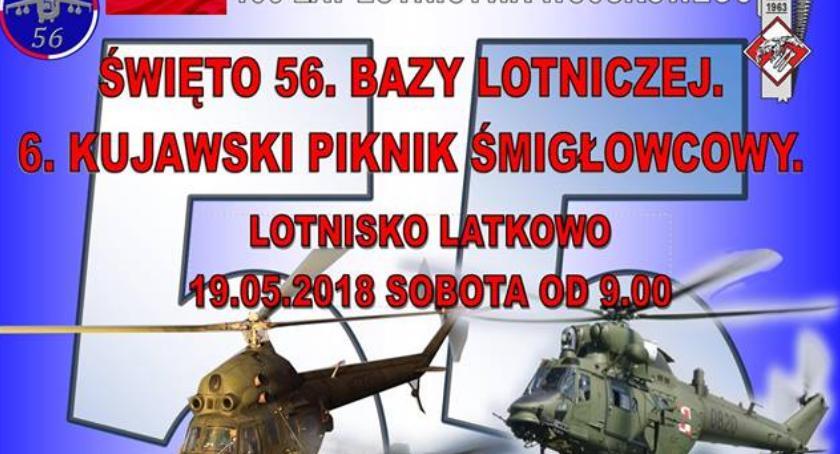 Komunikaty, Zbliża Kujawski Piknik Śmigłowcowy - zdjęcie, fotografia