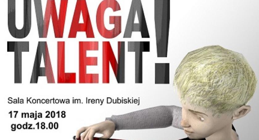 Koncerty, Uwaga Talent - zdjęcie, fotografia