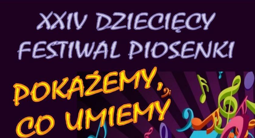 """Koncerty, Poznaliśmy finalistów Dziecięcego Festiwalu Piosenki """"Pokażemy umiemy"""" - zdjęcie, fotografia"""