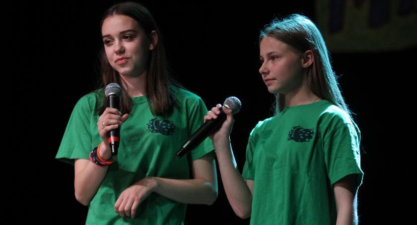 Teatr, Przegląd Twórczości Artystycznej Dzieci Świetlic Socjoterapeutycznych - zdjęcie, fotografia