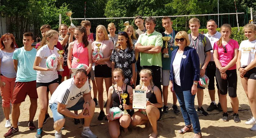 Siatkówka, Festiwal Plażówki Gniewkowie! - zdjęcie, fotografia