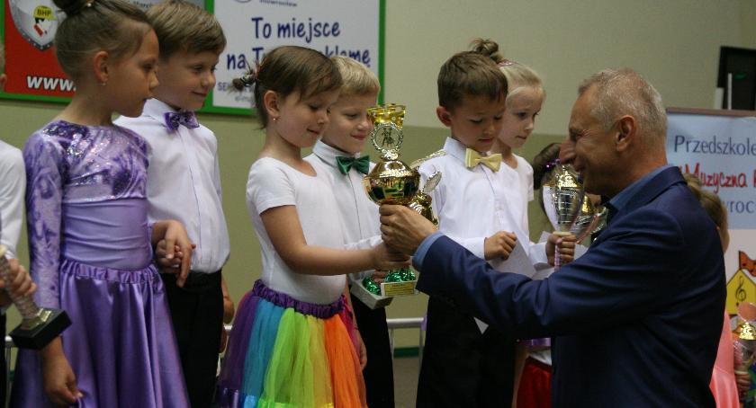 przedszkola, Mistrzostwa Tańca Towarzyskiego Przedszkolaków - zdjęcie, fotografia