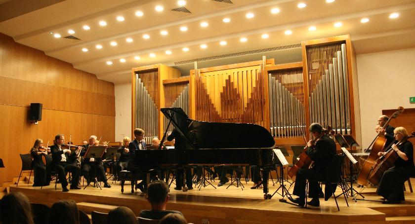 Koncerty, Koncert Symfoniczny Uczniowie Miastu - zdjęcie, fotografia