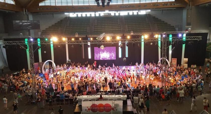 przedszkola, Muzyczna Kraina trofeami Dance Festival - zdjęcie, fotografia