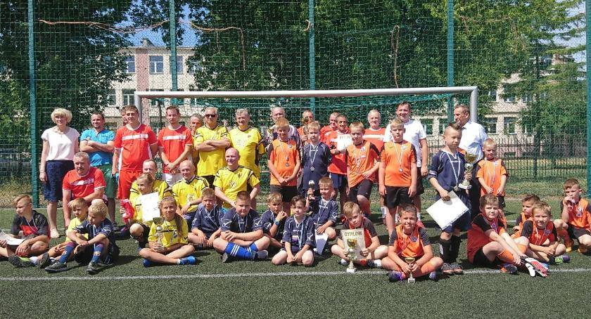 Piłka nożna, Minimistrzostwa Świata Orliku Mątwach - zdjęcie, fotografia