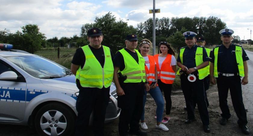 """Komunikaty Policja, Bezpieczny przejazd """"Szlaban ryzyko"""" - zdjęcie, fotografia"""