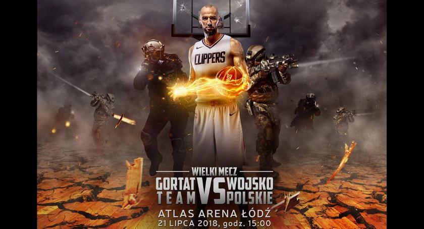 Koszykówka, Marcin Majer zagra Marcinem Gortatem!!! - zdjęcie, fotografia