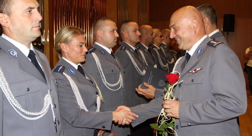 Komunikaty Policja, Policja obchodziła dziś swoje święto - zdjęcie, fotografia