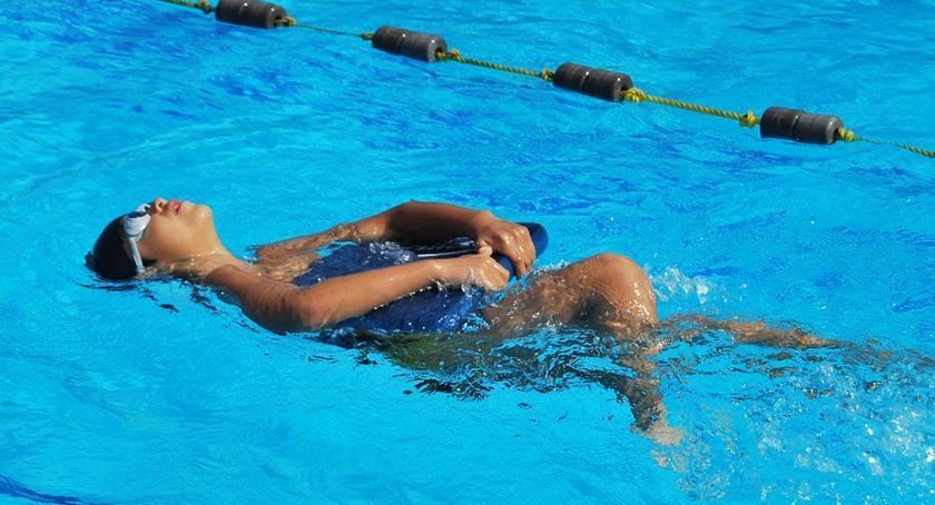 Pływanie, Baseny czynne inaczej - zdjęcie, fotografia