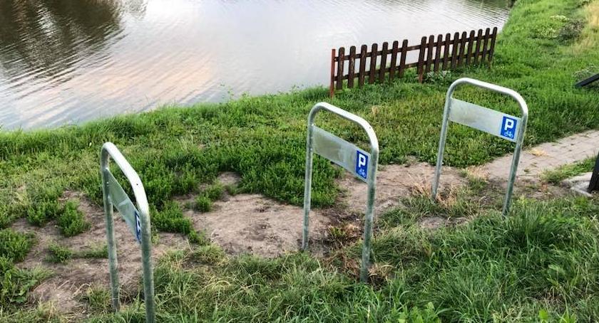 Społeczeństwo, Osiedle Solno przyjazne rowerzystów - zdjęcie, fotografia