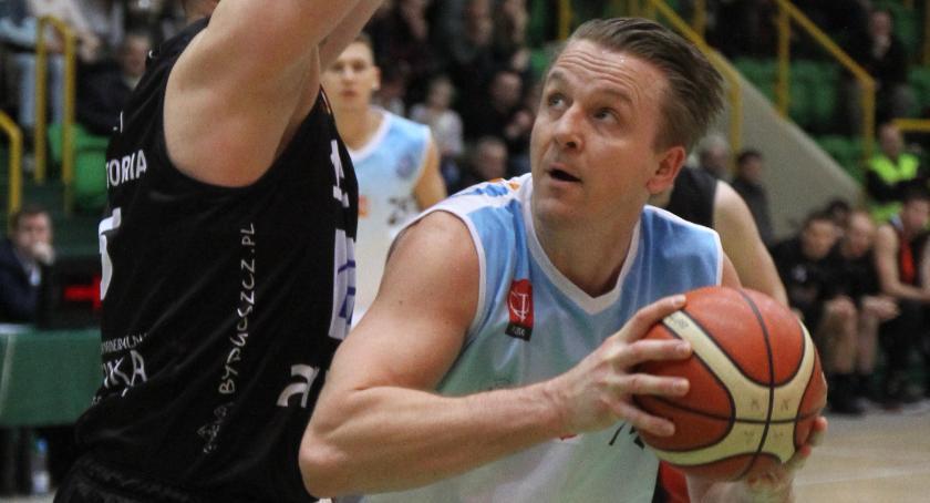 Koszykówka, Żurawski trenerem Noteć - zdjęcie, fotografia