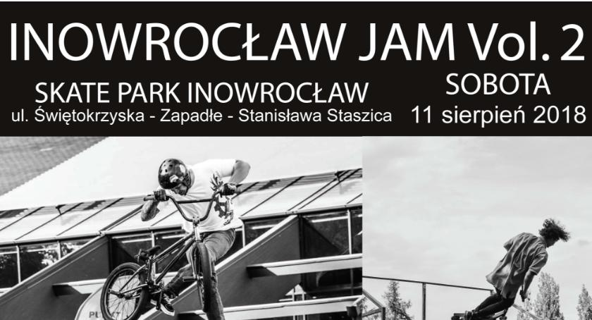 Inne, Inowrocław Skate Parku najbliższą sobotę - zdjęcie, fotografia