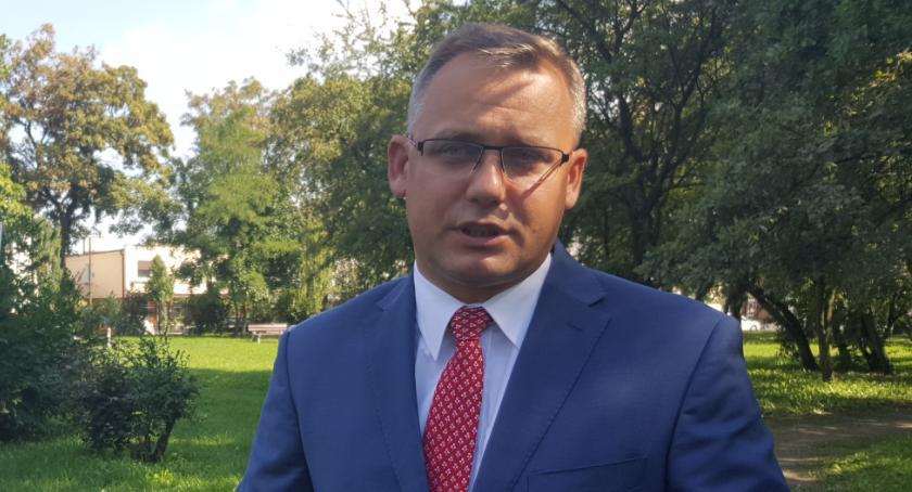 Samorząd, Ireneusz Stachowiak odpwiada Urzędowi Miasta - zdjęcie, fotografia