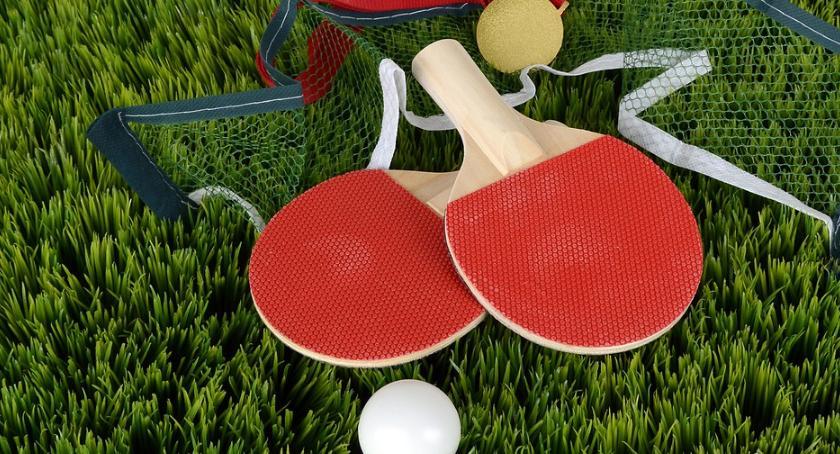 Tenis stołowy, Chcesz zagrać tenisa stołowego - zdjęcie, fotografia