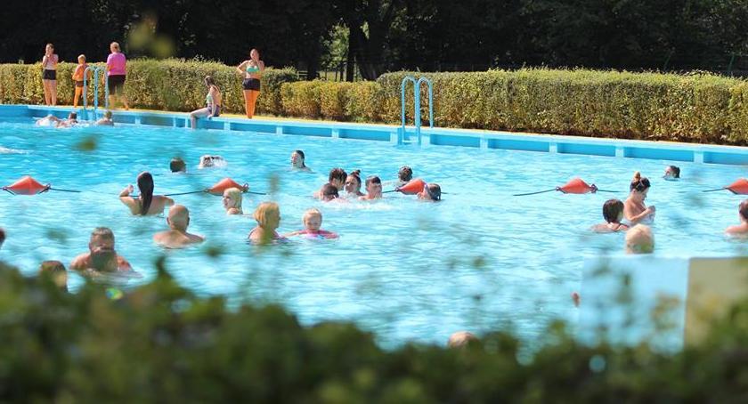 Pływanie, niedzielę basen darmo - zdjęcie, fotografia