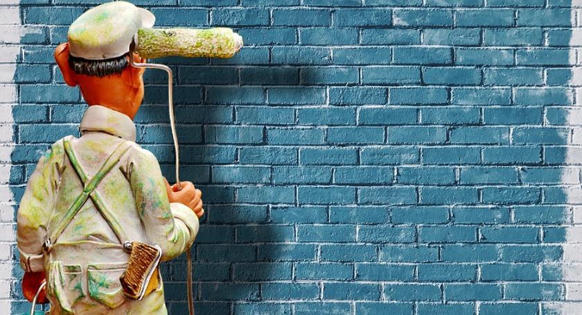 Gospodarka, Firma remontowa ocieplenie budynku elewacja zewnętrzna - zdjęcie, fotografia