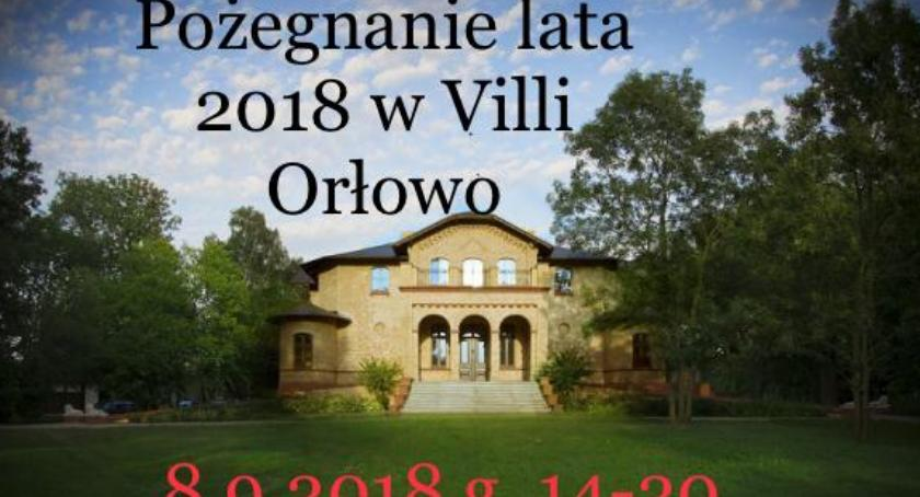 Festyny, Pożegnanie 2018w Villi Orłowo - zdjęcie, fotografia