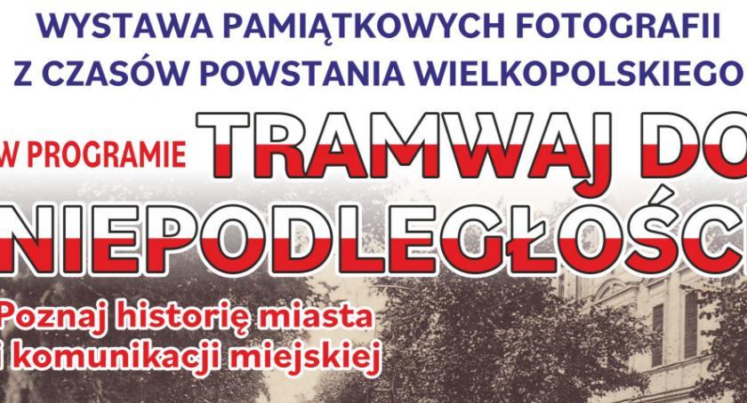 Historia, Tramwaj Niepodległości - zdjęcie, fotografia