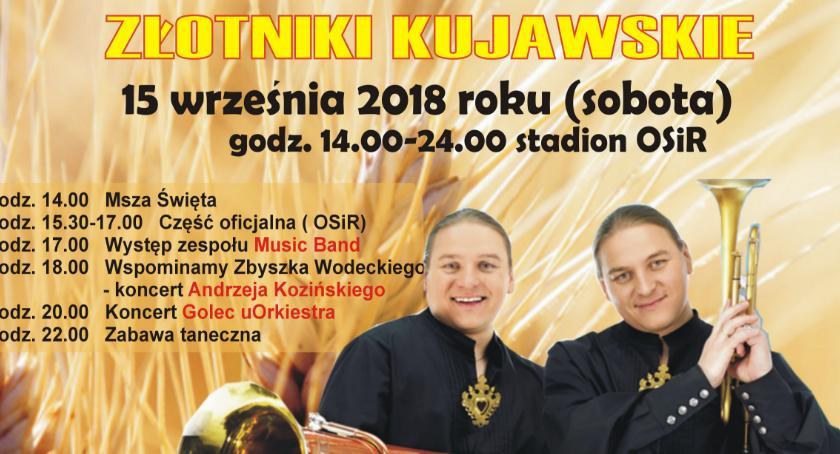 Koncerty, Golec Orkiestra Złotnikach Kujawskich - zdjęcie, fotografia