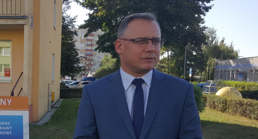 wybory, Stachowiak odpowiada sprawie pozwu sądu - zdjęcie, fotografia