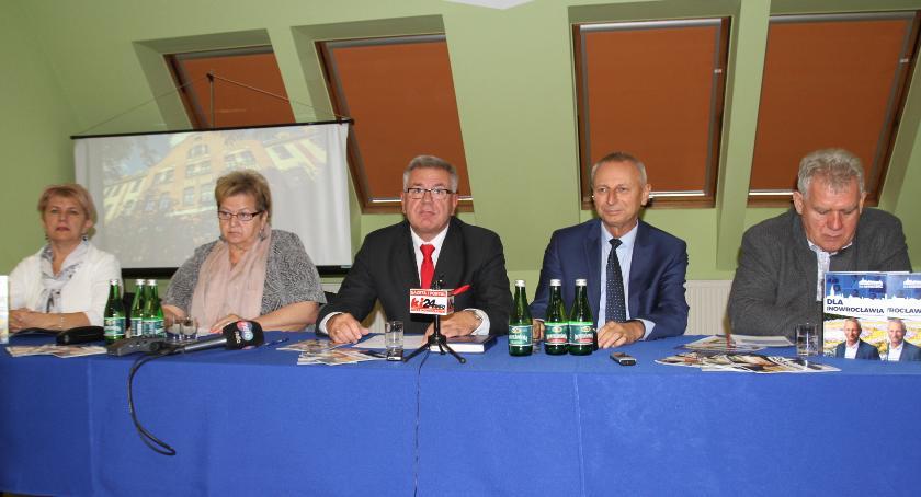 wybory, Porozumienie Ryszarda Brejzy zaprezentowało swój program - zdjęcie, fotografia