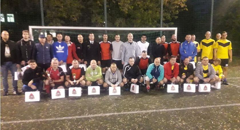 Piłka nożna, Turniej piłki nożnej okazji Lecia Odzyskania Niepodłogłości - zdjęcie, fotografia