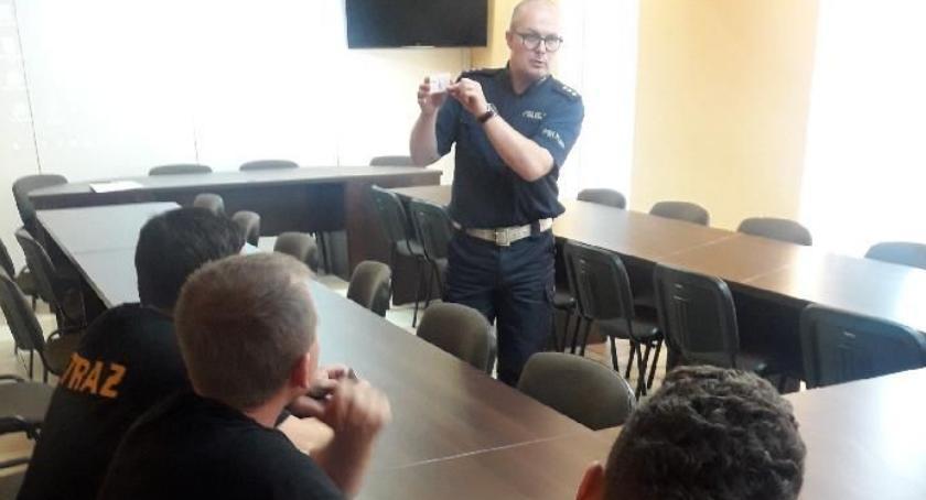 Komunikaty Policja, Policja Straż Pożarna wspólnym szkoleniu - zdjęcie, fotografia