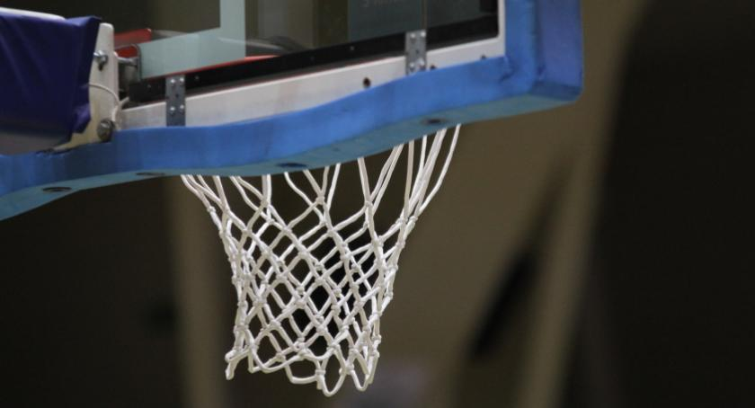 Koszykówka, Politechnika lepsza Noteci - zdjęcie, fotografia