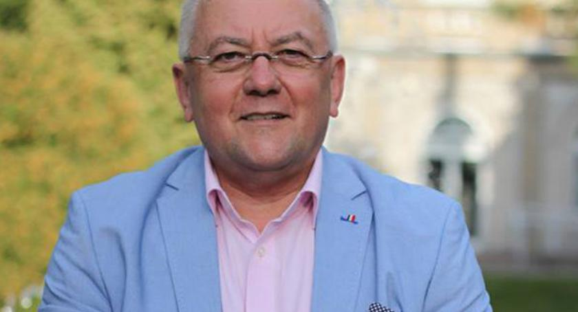 wybory, Jacek Olech odpowiada Zjednoczonej Prawicy - zdjęcie, fotografia