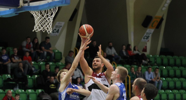 Koszykówka, Pewna wygrana Domino - zdjęcie, fotografia