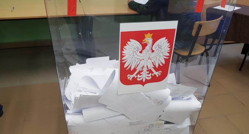 wybory, Lokale wyborcze zamknięte - zdjęcie, fotografia