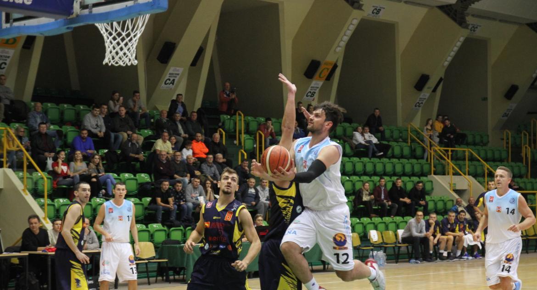 Koszykówka, Łatwa przeprawa Noteć - zdjęcie, fotografia