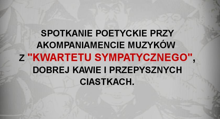 Poezja, Kawiarnia Niepodległa - zdjęcie, fotografia
