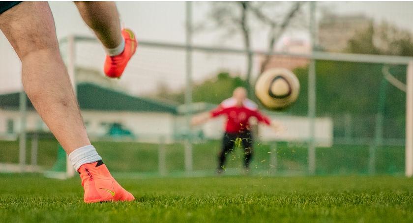 Piłka nożna, Porażka Goplanii - zdjęcie, fotografia