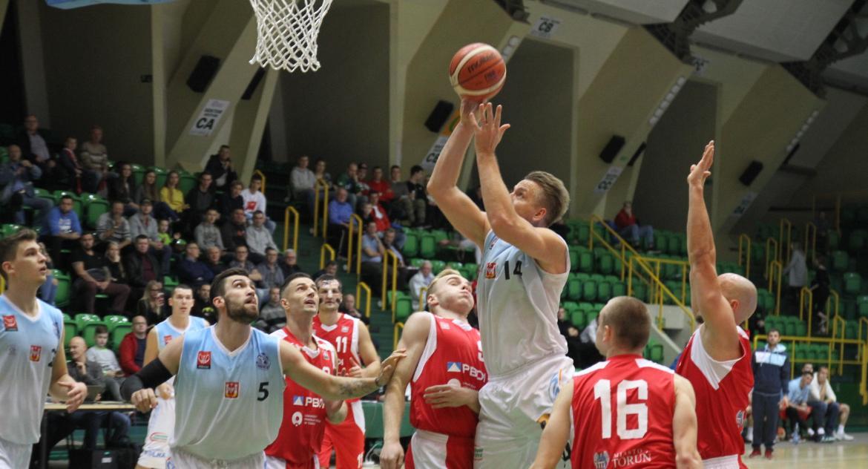 Koszykówka, Derby Noteć - zdjęcie, fotografia