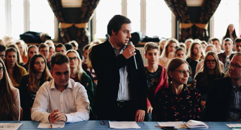 ponadgimnazjalne, Turniej oksfordzkich debat historycznych Kasprze - zdjęcie, fotografia