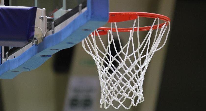 Koszykówka, Dobry wykonaniu Noteci - zdjęcie, fotografia