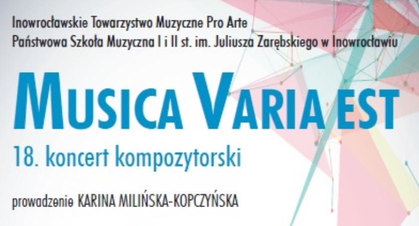 Koncerty, MUSICA VARIA - zdjęcie, fotografia