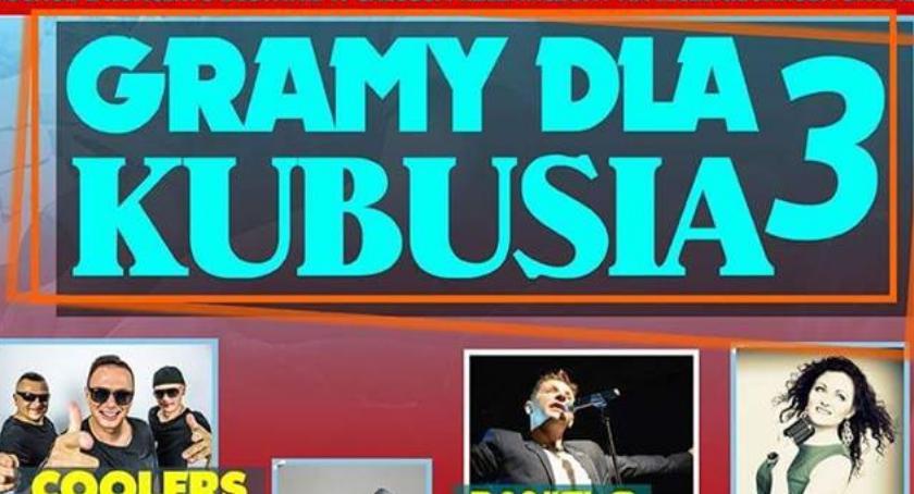 Koncerty, Zagrają chorego Kubusia - zdjęcie, fotografia